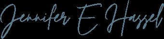 Jennifer E. Hassel Logo